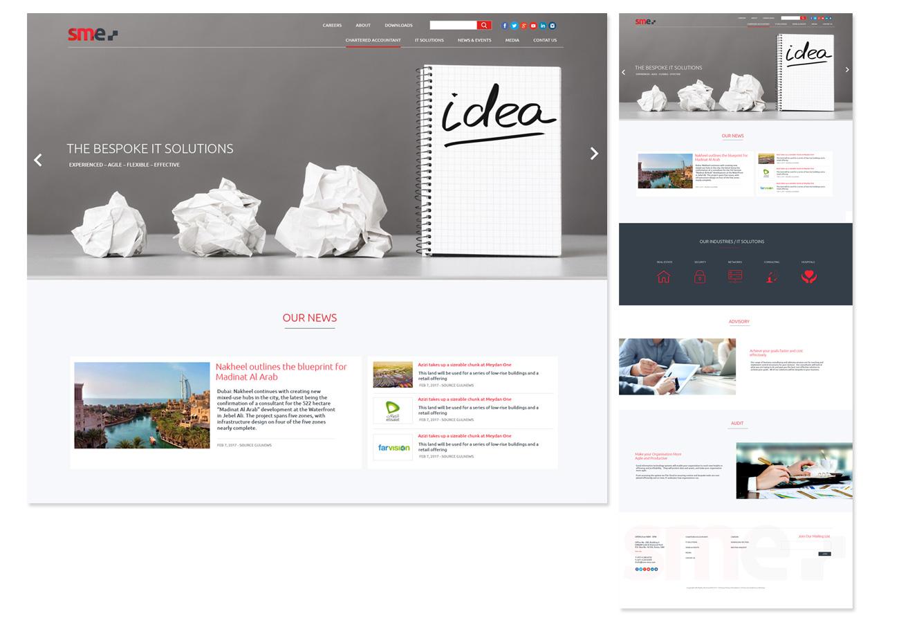 Freelance Web Design For Sme Al Barsha Dubai